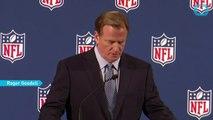 NFL Commissioner Addresses Colin Kaepernick Controversy