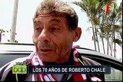 Universitario de Deportes: los 70 años de Roberto Chale