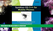 READ  Symbian OS C++ for Mobile Phones: Volume 1: Professional Development on Constrained Devices