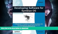 READ  Developing Software for Symbian OS 2nd Edition: A Beginner s Guide to Creating Symbian OS