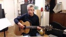 Cours Guitare Arpèges 8 Naturtrane de Nina Hagen