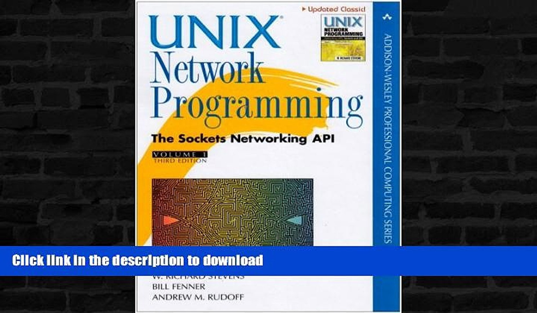 Unix Networking