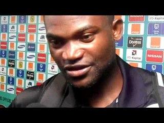 CAN2015  Gabon Guinée Equatoriale Réactions après matchs