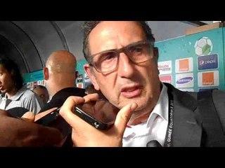 CAN2015, Réactions de  Georges Leekens après l'élimination de la Tunisie