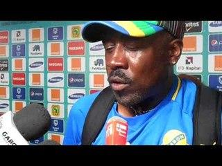 CAN2015  Gabon Guinée Equatoriale Réactions après matchs2