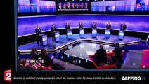 Primaire à droite - Bruno Le Maire : Son violent coup de gueule contre Jean-Pierre Elkabbach (Vidéo)