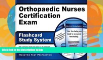 Buy NOW  Orthopaedic Nurses Certification Exam Flashcard Study System: ONC Test Practice
