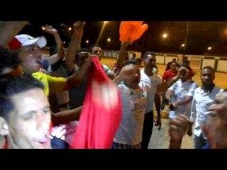 CAN 2015 Les tunisiens célèbrent la qualification pour les quarts 2