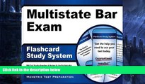Buy  Multistate Bar Exam Flashcard Study System: MBE Test Practice Questions   Review for the