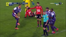 All Goals & Highlights HD - Rennes 1-0 Toulouse - 25.11.2016