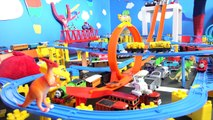 Thomas and Friends⎟Thomas VS Hotweels Super Crash Kids Toys