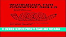 [READ] Mobi Workbook for Cognitive Skills: Exercises for Thought-processing and Word Retrieval,