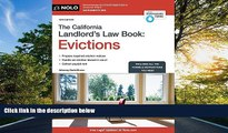 READ book  California Landlord s Law Book, The: Evictions (California Landlord s Law Book Vol 2 :