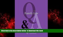 Best books  Questions and Answers: Family Law (Questions   Answers) BOOOK ONLINE