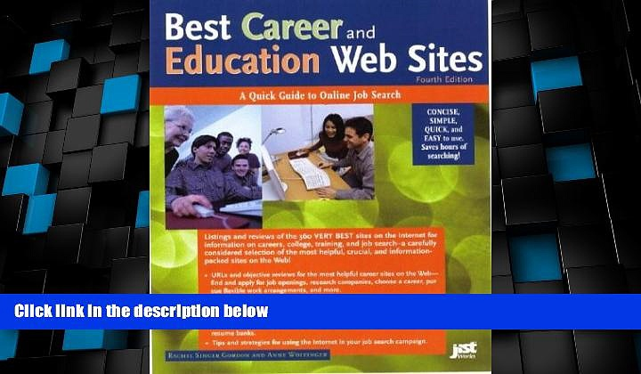 Best Price Best Career and Education Web Sites: A Quick Guide to Online Job Search (Best Career