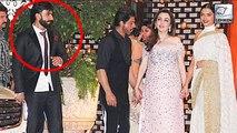 Shahrukh Khan AVOIDS Ranveer Singh At Ambani's Party