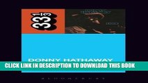 Best Seller Donny Hathaway s Donny Hathaway Live (33 1/3) Download Free
