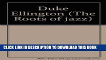 Books Duke Ellington (The Roots of jazz) Download Free