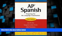 Best Price AP Spanish: Preparing for the Language Examination, 3rd Edition, Student Edition