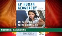 Price AP Human Geography w/ CD-ROM (Advanced Placement (AP) Test Preparation) Dr. Christian Sawyer