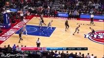 LA Clippers vs Detroit Pistons - Full Game Highlights  November 25, 2016  2016-17 NBA Season
