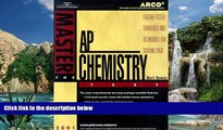Buy Brett Barker Arco Master the Ap Chemistry Test 2001: Teacher-Tested Strategies and Techniques