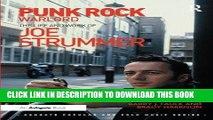 Books Punk Rock Warlord: the Life and Work of Joe Strummer (Ashgate Popular and Folk Music Series)