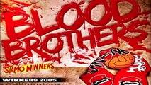 Album Blood Brothers Siamo Winners - Ultras Winners 2005 psst 2014