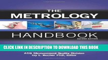 [PDF] Online The Metrology Handbook, Second Edition Full Epub