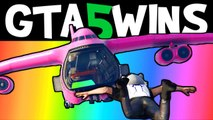 GTA 5 WINS – EP. 12 (Stunts, GTA 5 Funny moments compilation online Grand Theft Auto V Gameplay)