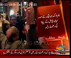 Rain of dollars witnessed at Valima ceremony of PMLN leader in New York
