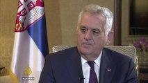 Tomislav Nikolic: Serbia won't align with East or West - Talk to Al Jazeera