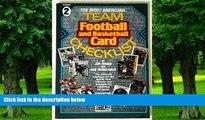 Price Sport Americana Team Football and Basketball Card Checklist, #02 (Sport Americana Series)