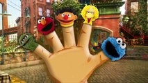 Finger Family Long Song THOMAS and Friends MINIONS SESAME STREET Nursery Rhyme CookieTv Kids Video