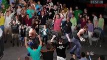 WWE TLC 2016 - AJ Styles vs Dean Ambrose _ Undertaker Returns Attack AJ Styles World Heavywet Match
