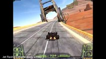 RANDOM PLAY#1 Jet Racing Extreme - high speed driving and crashes