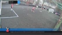 Faute de Jonathan - Melting Potes Vs Family Team - 26/11/16 11:00 - Ligue5 Automne 16