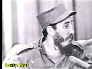 FIDEL CASTRO ON FACE THE NATION (1959)