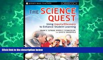 The Science Quest: Using Inquiry Discovery to Enhance Student Learning, Grades 7-12