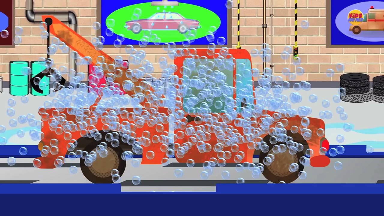 Monster Trucks   Trucks for Childrens   Kids Video