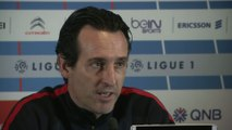Foot - L1 - PSG : Emery «Di Maria, Pastore et Kurzawa sont forfait»