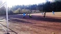 Les U11 à Villars (ASPTT)