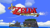 The Legend Of Zelda Wind Waker on Dolphin 22-60Fps - video