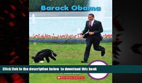 {BEST PDF |PDF [FREE] DOWNLOAD | PDF [DOWNLOAD] Barack Obama (Rookie Biographies (Library)) BOOK