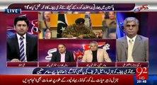Gen Bajwa was Raheel Sharif's choice as well - Rauf Klasra reveals