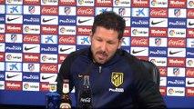 Atlético - Simeone : ''Griezmann est extraordinaire''
