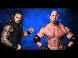 WWE: Wrestlemania 33 Goldberg vs Roman Reigns Promo (Remastered)