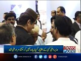LB polls were held in Karachi due to political will of PPP govt: Murad