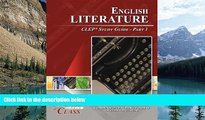 Online Pass Your Class English Literature CLEP Test Study Guide - Pass Your Class - Part 1 Full