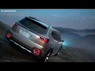 En poco más de un año,  Subaru tendrá un nuevo SUV de 7 plazas: El Subaru Viziv 7 SUV Concept:e